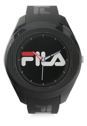 Fila Watches black Fila Watches FI875AC0U89VID_1
