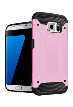 Tough Hybrid Dual Layer Case for Samsung Galaxy S6 Edge