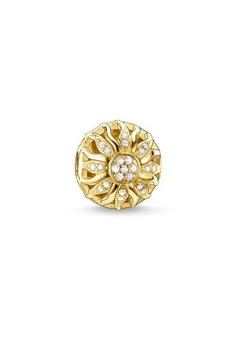 "THOMAS SABO gold Bead ""sunshine"" 87678AC6E846DBGS_1"