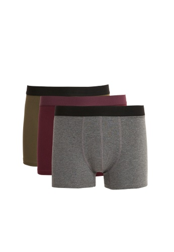 DeFacto multi Man 3-pieces Knitted Boxer 12BE7USB0CA324GS_1