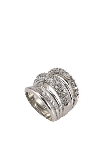 ALDO silver Elaylla Ring 5B828AC4CE0C0EGS_1