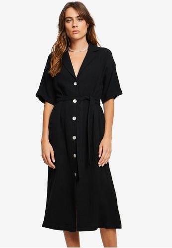 St MRLO black Cairns Dress 0F974AA3A30806GS_1