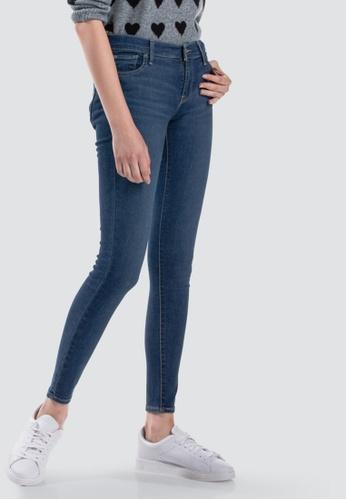 5fb486a221d12a Levi's blue Levi's 710 Super Skinny Jeans Women 17778-0237  8E0D2AA0FEE44EGS_1