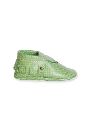 BEBEBUNDO green Geico Moccasin 6A23DKS664D166GS_1