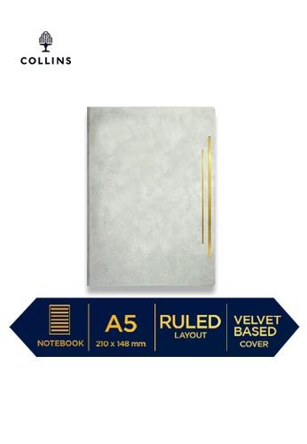 Collins beige Collins Diva   ─  Notebook A5 Ruled Beige 89BFDHL9030D38GS_1