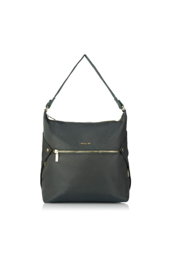 Hedgren green Hedgren Women Oblique Hobo Bag Scarab Green - 12.99L 8B6F6ACDB5931DGS_1