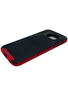 V-Series Shockproof Case for Samsung Galaxy S6 (Red)