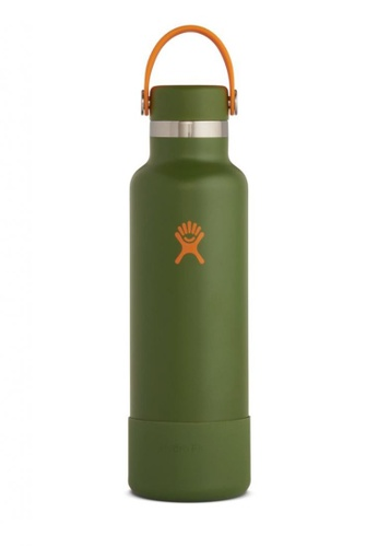 Hydro Flask green Hydro Flask Standard Mouth Timberline Limited Edition Treeline - 21oz 072AFAC2F59346GS_1