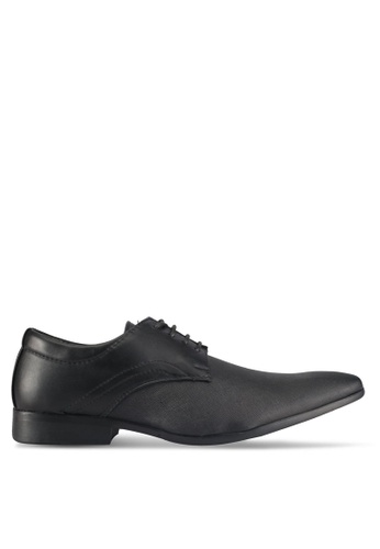 Albertini black Lace Up Dress Shoes 6D8ABSH2709ECDGS_1