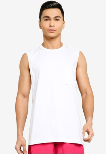 niko and ... grey Sleeveless T-Shirt 0D3A8AA4BF336AGS_1