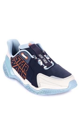Ser amado Cuerda moneda  Buy ADIDAS Walt Disney Star Wars Kids Sport Running Unisex Shoes 2021  Online | ZALORA Philippines