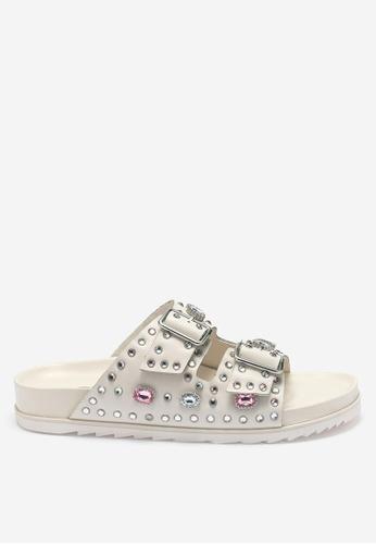 Ash white ASH Urge Sandals 91832SH5D984FBGS_1