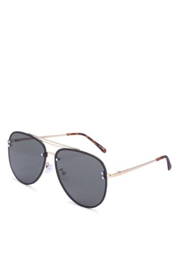ALDO gold Horeven Sunglasses 0287DGLB6C0FE9GS_1