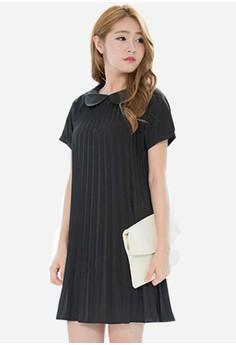 Sweetest Desire Pleated Dress