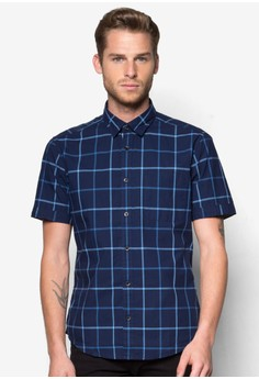 Woven Short Sleeves Shirt