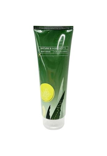 MARKS & SPENCER M&S Aloe Vera & Cucumber Body Scrub 250ml 5D6A3BE38CA2C2GS_1