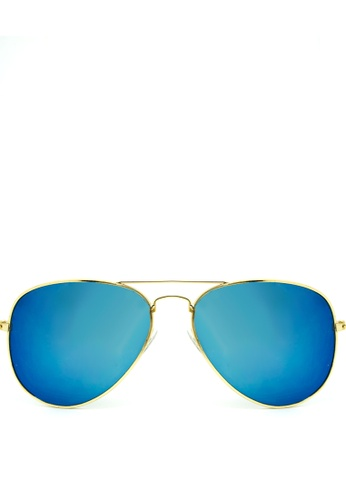 Eye Know Right blue The Cooler Than Your Ex Boyfriend Sunglasses EY595AC67XGIPH_1