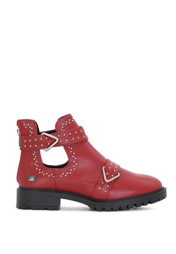 RAG & CO 紅色 紅色踝靴 RCSH1745 BC537SH93D3FA9GS_1