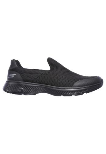 Skechers black Skechers Men GOWALK 4 - 54152BBK AA599SHE62E239GS_1