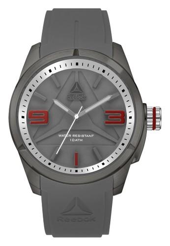 Reebok Watch grey Sporty Men's Watches RB RD-DEE-G2-S4IA-AR 45139AC7A5DD2CGS_1