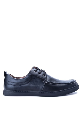 H2Ocean black Synclark Formal Shoes H2527SH17IGWPH_1