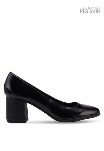 BETSY black Classic Pump Heels 8708ESH1C31473GS_1