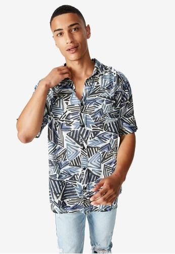 Cotton On multi 91 Short Sleeve Shirt B708CAADF1214DGS_1