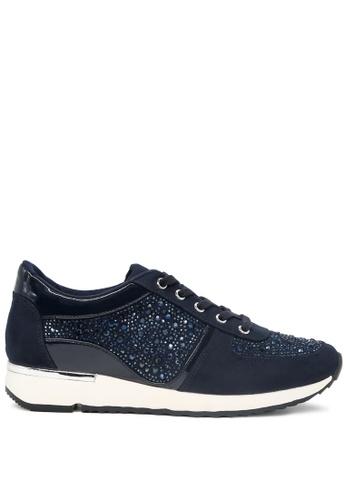 Rag & CO. 藍色 藍色运动鞋 RCSH1724 434A5SHE8B1E62GS_1