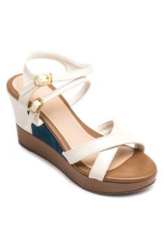 Ismay Wedge Sandals