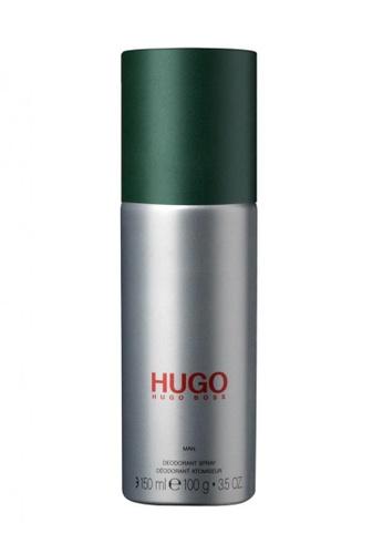 Hugo Boss Fragrances HUGO BOSS Hugo Man Deo Spray 150ml FF1C6BEB046BFDGS_1