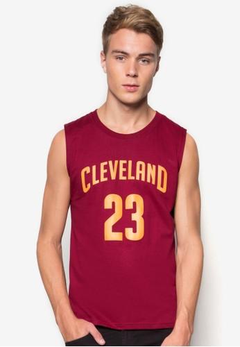 Cleveland #23 籃球風背心, 服飾,esprit高雄門市 背心