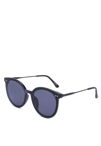 ALDO black Fianga Sunglasses 4B328GL05BD808GS_1