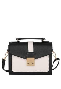 ba6a1728300 Lucky JX black Spring   Summer Delicate Elegant Sling Bag 2F4D0ACD01392EGS 1