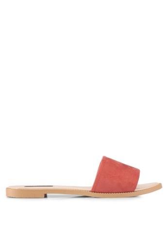 ZALORA pink Easy Slides 1928ASH8FD2C9FGS_1