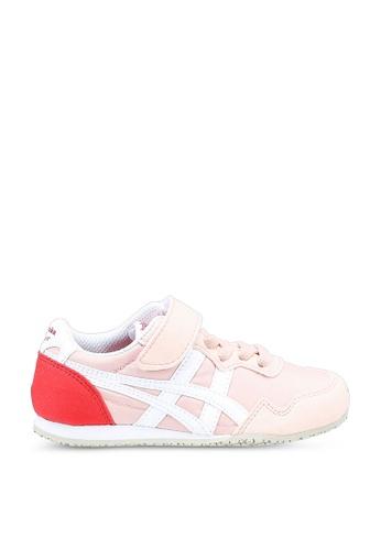 Onitsuka Tiger pink Serrano Ps Shoes C6A08KSF1DCCE5GS_1