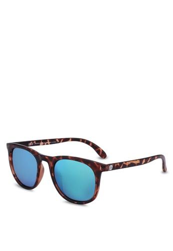 6c5a542c27 Shop Sunski Seacliff Tortoise Emerald Sunglasses Online on ZALORA  Philippines