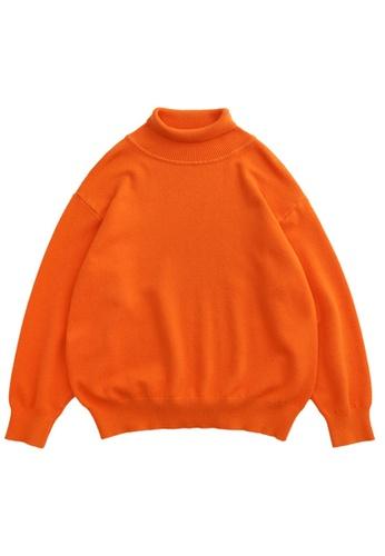 Twenty Eight Shoes Essentials Turtleneck Sweater 1881W20 0BEA3AA898F72FGS_1