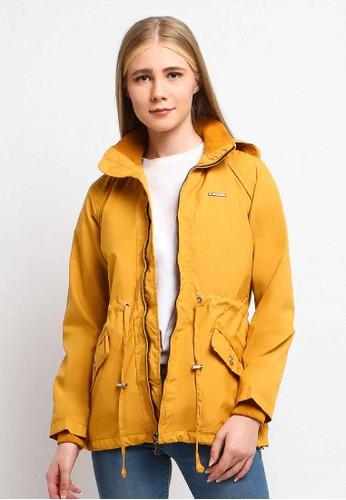 C2 Outfitters yellow C2 Delphi Yellow Jacket Casual 597DFAA26DACF6GS_1