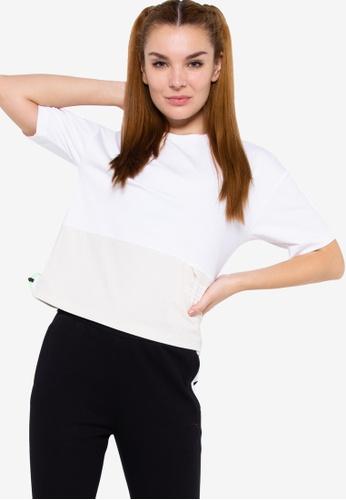 Anta 白色 Basic 訓練Woven Track上衣 D796EAA40662D2GS_1