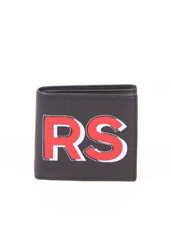 Michael Kors black Michael Kors Cooper Kors 36H9LCOF1L Wallet In Black 3B18FAC2176A07GS_1