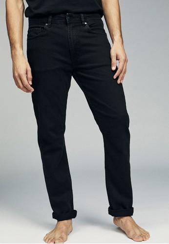 Cotton On black Tapered Leg Jean CDE91AA910CA93GS_1