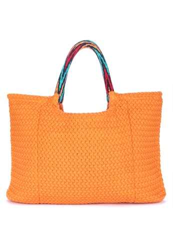 CHILL BY NOOKS orange Big Bayong 7163CAC8310B67GS_1