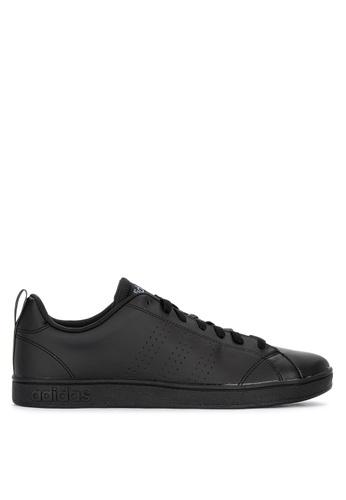 adidas black adidas vs advantage cl B9D7FSHF23AE3AGS_1