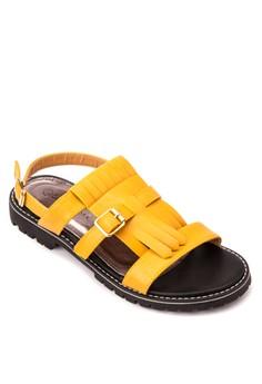 Leighton Flat Sandals