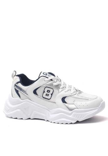 Twenty Eight Shoes Chucky Trainers 20H201 E3A48SHDB38049GS_1
