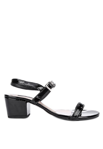e085403f21a Shop Ashley Collection Ankle Strap Heeled Sandals Online on ZALORA  Philippines