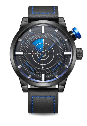 Weide blue WH5201-3C Analog Watch WE088AC86KVTPH_1