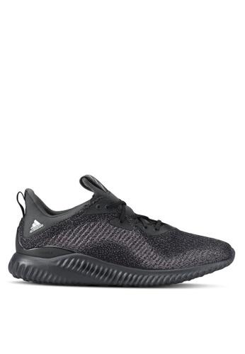 adidas black adidas alphabounce em m AD372SH0SUYRMY_1