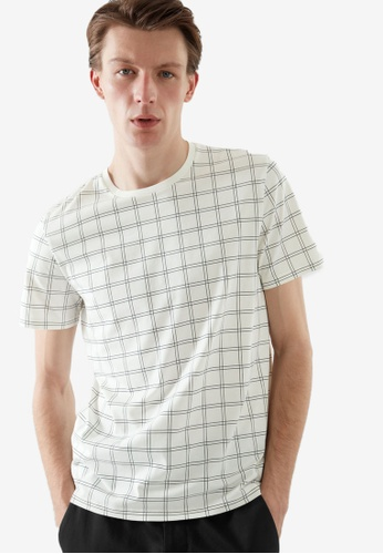 COS white Regular-Fit T-Shirt 781F5AA1ECF30AGS_1