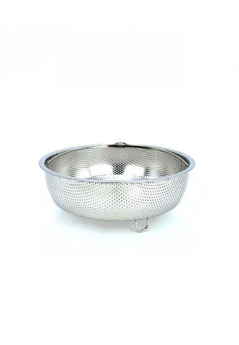 Neoflam silver NEOFLAM SUS304 22cm Stainless Steel Steamer A8B1CHLC523D59GS_1